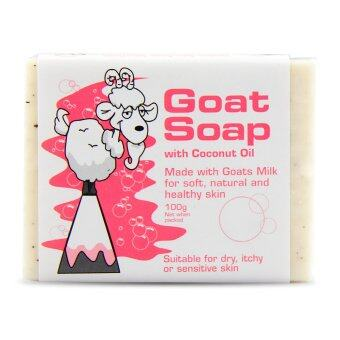 Harga Australia Goat Milk Soap 100g (Coconut Oil)