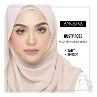 Harga Amoura Cosmetics Wudhu Friendly Series [Dusty Rose]