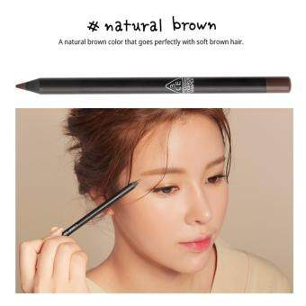 Harga [3CE] EYEBROW SHAPER EYE BROW #NATURAL BROWN 1.8g