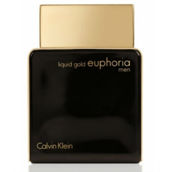 Harga Calvin Klein Euphoria Gold For Men Eau De Toilette 100ml