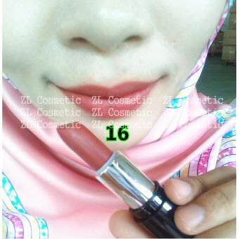 Harga Velvet Matte Lipstick by Kiss Beauty (B16)