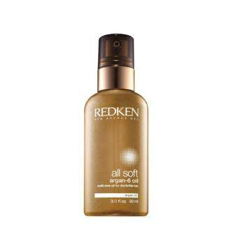 Harga Redken All Soft Argan-6 Oil 90ml