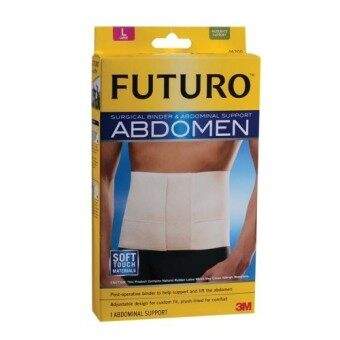 Harga FUTURO Surgical Binder & Abdominal Support Size (L)