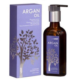 Harga Select Argan Oil Healing Treatment 100ml