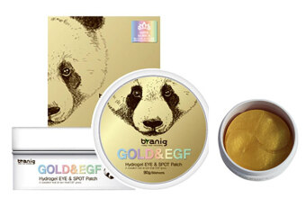 Harga [KOREAN BRANIG] Gold & EGF Hydrogel Eye & Spot Patch (90g/60sheets) MISS KOREA OFFICAL PRODUCT