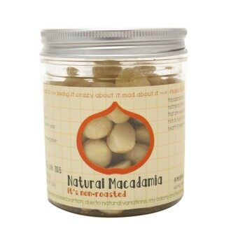 Harga Love Earth Natural Macadamia Nut 150g
