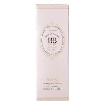 Harga Etude House Precious Mineral BB Cream Perfect Fit [Light Beige] SPF30 PA++ Korean Makeup Get It Beauty Cosmetics