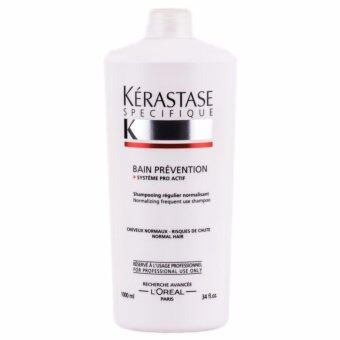 Harga Kerastase Bain Prevention Shampoo 1000ml
