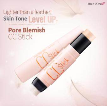 Harga The YEON pore blemish CC stick (pink stick) / CC cream / core essence / CC stick / whitening make up tool / korean makeup / korean beauty cosmetic
