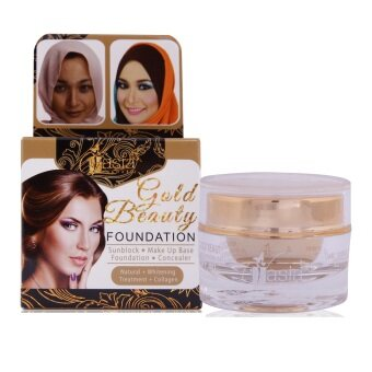 Harga Gold Beauty Foundation