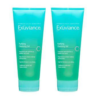 Harga 2 x Exuviance Purifying Cleansing Gel (Normal / Combination) 7.2oz, 212ml (Tube Size )