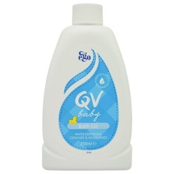 Harga EGO QV Baby Bath oil 250ML