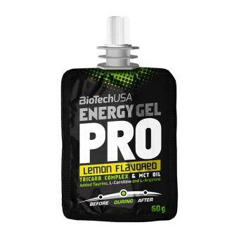 Harga BiotechUSA Energy Gel Pro-12packs (60ml lemon)