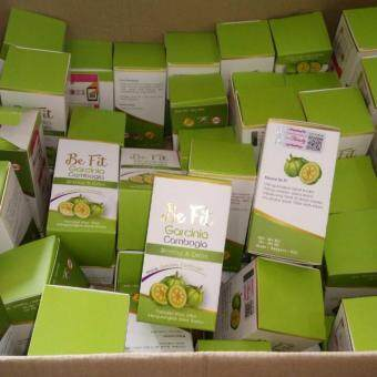 Harga Be Fit Garcinia Cambogia Slimming & Detox