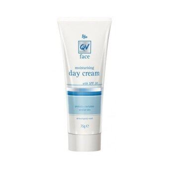 Harga Ego QV Face Moisturizing Day Cream SPF30+ 75g