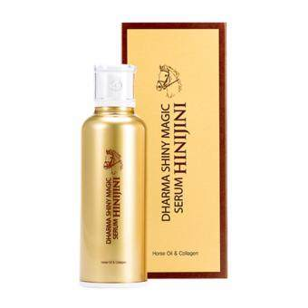 Harga DHARMA59 SHINY MAGIC SERUM HORSE OIL ceramide & COLLAGEN EMULSION (100ML) (guerisson 9)