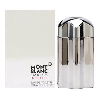 Harga Mont Blanc Emblem Intense Eau De Toilette Spray 100ml