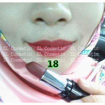 Harga Velvet Matte Lipstick by Kiss Beauty (B18)