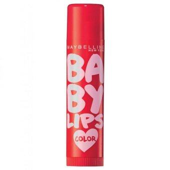 Harga Maybelline Baby Lips Love Color Lip Balm (Cherry Kiss)