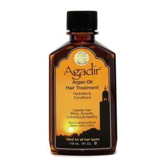 Harga Agadir Argan Oil Hydrates Conditions Hair Treatment 118ml/4oz