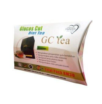 Harga GC Tea Glucos Cut Tea Trial Pack (10 sachets) - Diet Tea