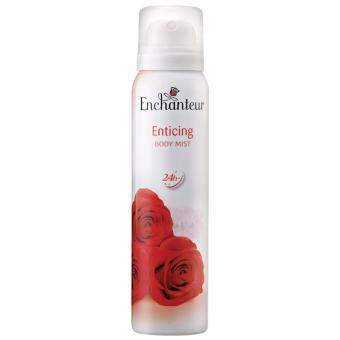 Harga Enchanteur Body Mist - Enticing (75ml)