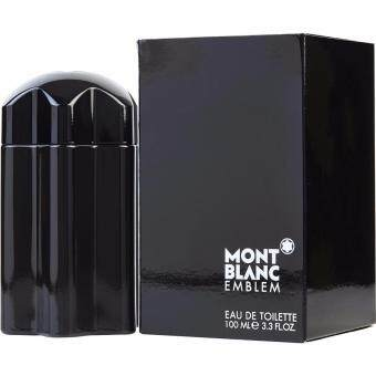 Harga Mont Blanc Emblem EDT Spray For Men 100ml