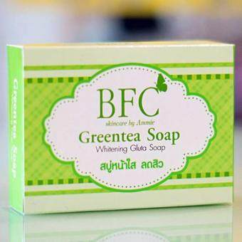 Harga Bfc Green Tea Soap