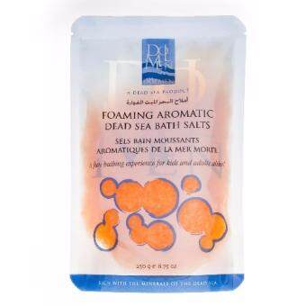Harga Dolmen Foaming Aromatic Dead Sea Bath Salts - Orange