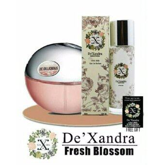 Harga Original Inspired Perfume DKNY Fresh Blossom by Donna Karan (Original Hologram Sticker + Free Gift)