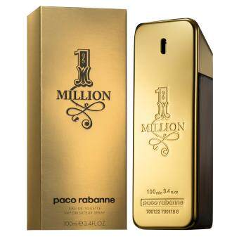 Harga Paco Rabanne 1 Million EDT 100ml