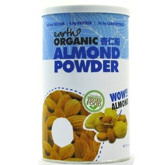 Harga Earth Organic Almond Powder 500g
