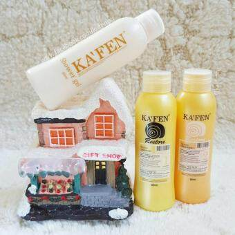 Harga Kafen Snail Travel Set (60ml x 3)