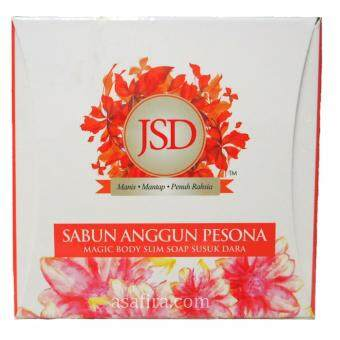 Harga Susuk Dara Magic Body Slim Soap 100GM