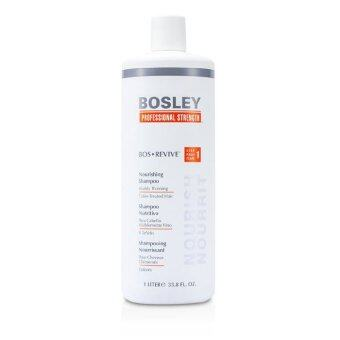 Harga Bosley Professional Strength Bos Revive Nourishing Shampoo for Visibly Thinning Color-Treated Hair 1000ml/33.8oz