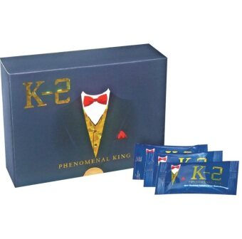Harga K2 K-II Phenomenal King (20 Sachets x 2 boxes)