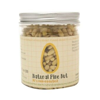 Harga Love Earth Natural Pine Nut 180g