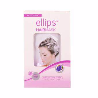 Harga Ellips Hair Mask with Triple Care 4x20g