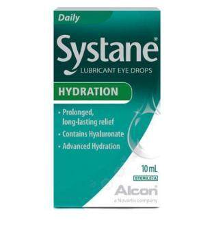 Harga (TWIN PACK) Alcon Systane Hydration 10ml