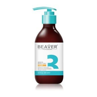 Harga Beaver Argan Oil Bouncy - Curly Cream 250ml