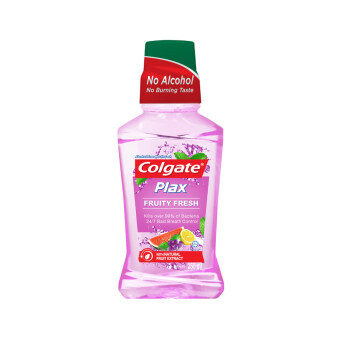 Harga COLGATE Colgate Plax Fruity Fresh 250ML