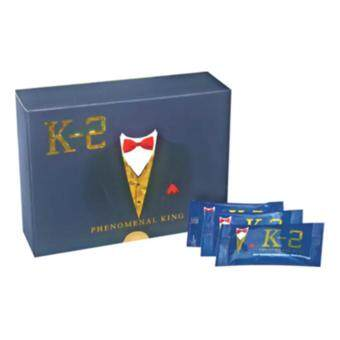 Harga K2 K-II Phenomenal King (20 sachets x 1 box) NEW PACKING