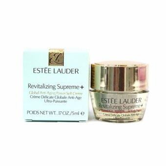 Harga ESTEE LAUDER REVITALIZING SUPREME+ GLOBAL ANTI-AGING POWER SOFT CREME 5ML