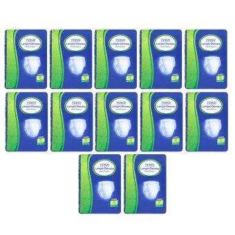 "Harga Tesco L 42"" - 54"" Unisex Adult Diapers 8pcs (12 packs)"