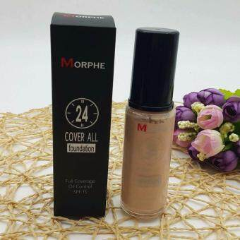 Harga Morphe Cover All Foundation (No.3)