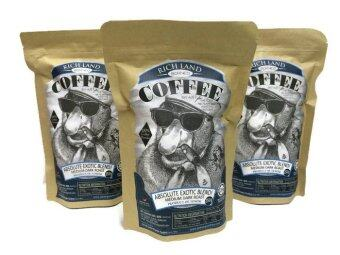 Harga Sabah S-Power Borneo Absolute Exotic Blend Coffee Powder 250g - 3 pack