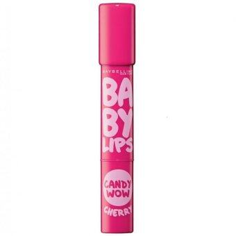 Harga Maybelline Baby Lips Candy Wow Lip Balm (Cherry)