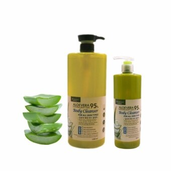 Harga Aloe Vera Body Cleanser 500ml