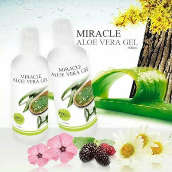 Harga Miracle Aloe Vera GEL 500ML