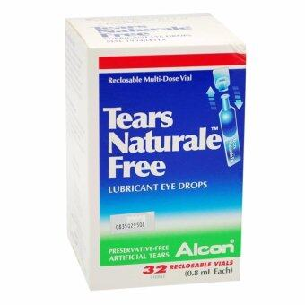 Harga ALCON TEARS NATURALE FREE 32S